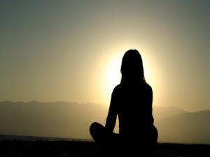meditation decluttering a tidy mind