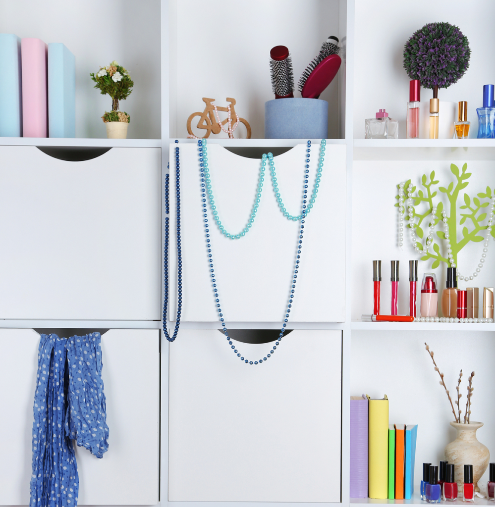how to organise your home on a budget