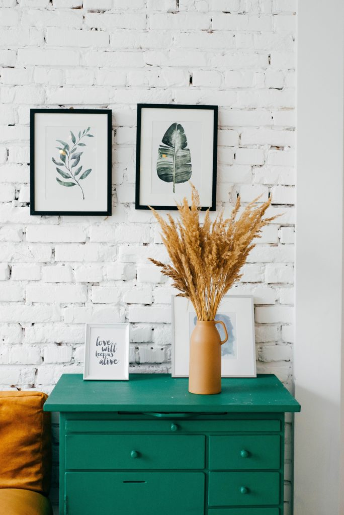 Cluttering up your home