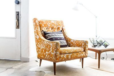 How to Refresh your Home by Upholstering