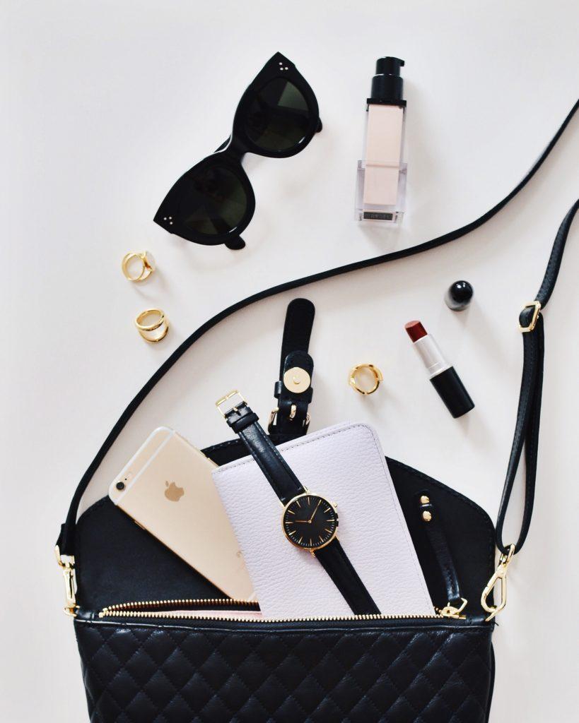 declutter my handbag