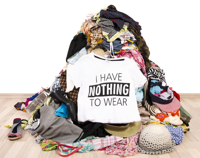 is clutter damaging your wellbeing
