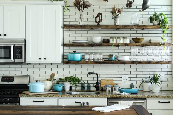 how to create more space in your kitchen