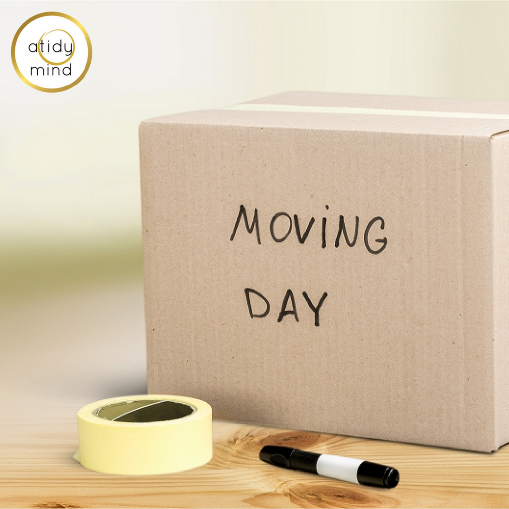 Moving House to a New Location