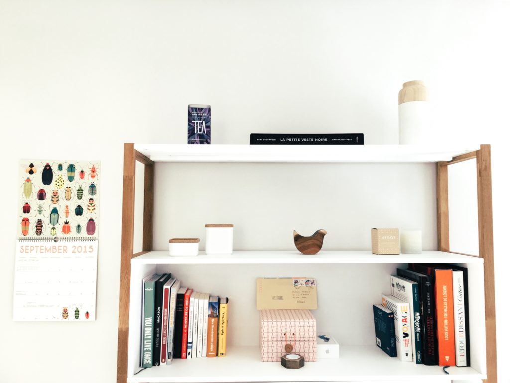 Tips for an organised home