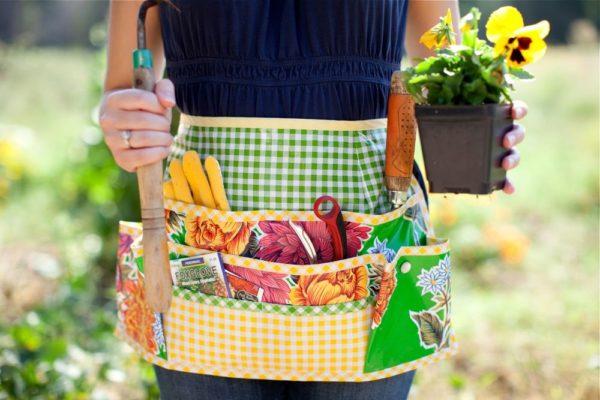 garden apron
